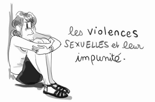 Diglee pousse un coup de gueule contre «les violences sexuelles et leur impunité»