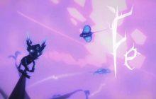 «Fe», l'adorable jeu indépendant d'Electronic Arts, a son premier trailer