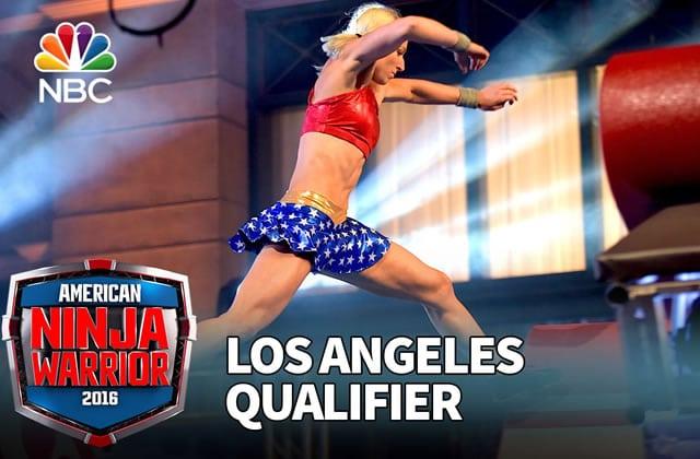 Jessie Graff et Natalie Duran, les 2 premières «American Ninja Warrior» à se qualifier dans leur ville!