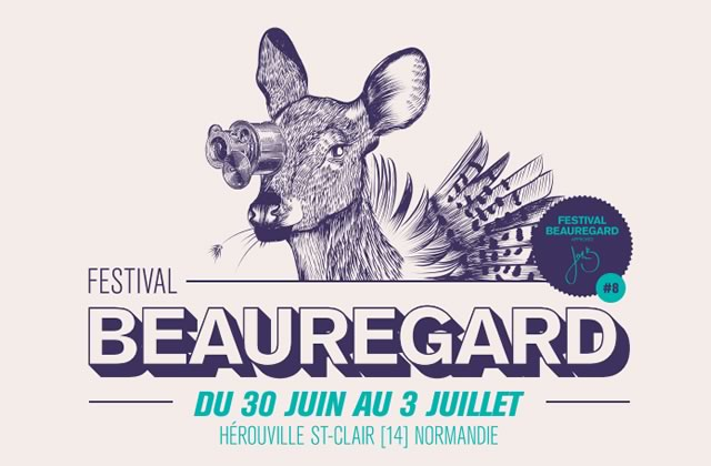 Le festival Beauregard 2016, on y sera ! Et toi ?