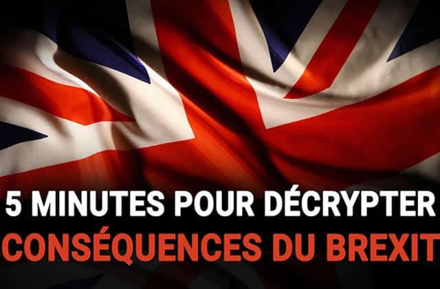 Hugo Décrypte les conséquences du Brexit en 5 minutes