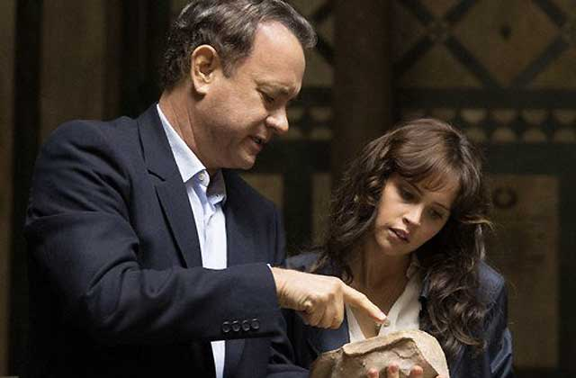 « Inferno » lance son jeu de piste mortel avec Tom Hanks