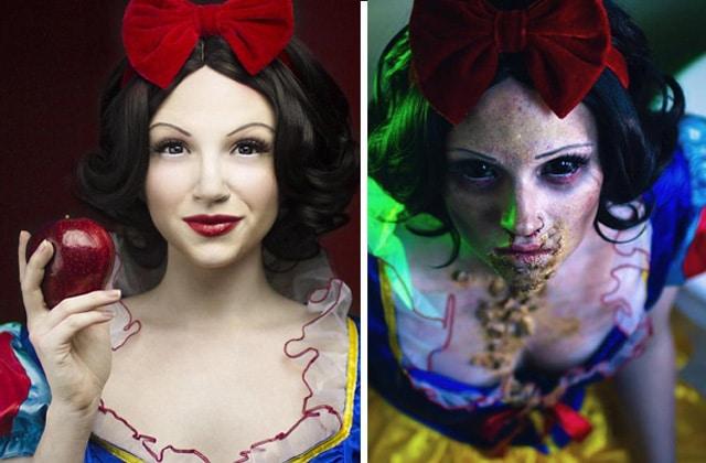 Maquillage de princesse disney les derni res id es de design et int ressantes - Maquillage princesse disney ...