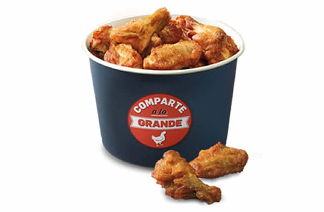 Les buckets de poulet arrivent chez McDonald's