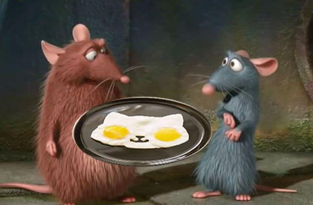 Le moule à œuf au plat «tête de chat»—La #OuicheListe