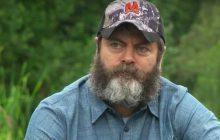 Nick «Ron Swanson» Offerman célèbre en beauté la fête des pères