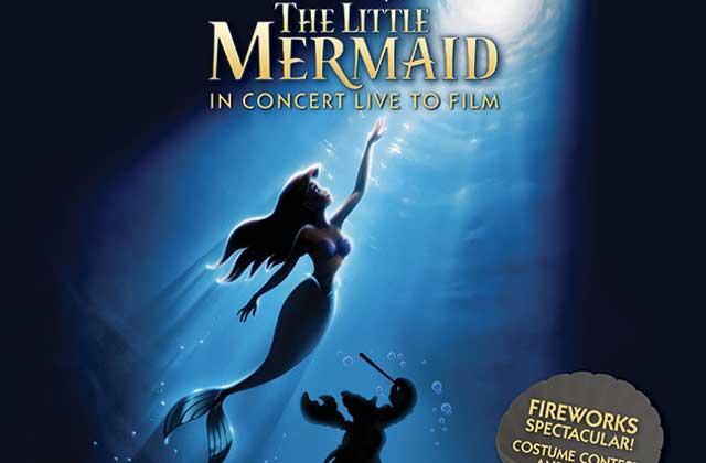 «La Petite Sirène» en concert avec Rebel Wilson, Tituss Burgess et Darren Criss