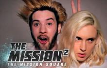 «The Mission Square», le nouveau court-métrage délirant de Raphaël Descraques