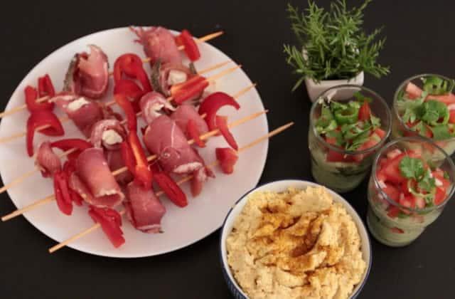 Recettes pour l'apéro (en vidéo)—Toque Chef estival