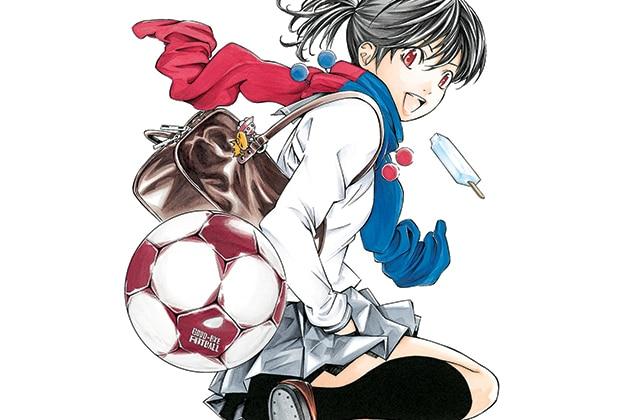 «Sayonara Football », un manga dynamique… contre le sexisme dans le sport