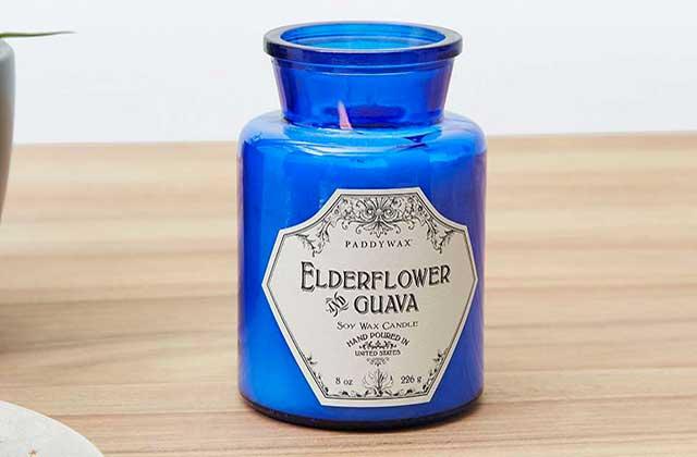 Sélection de jolies bougies parfumées