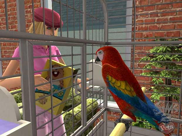 sims-animaux