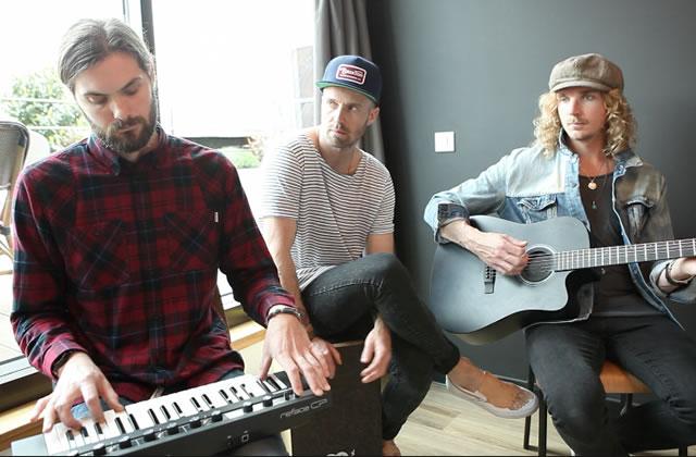 Les Sunset Sons interprètent «Remember», un titre plein de soleil et de surf