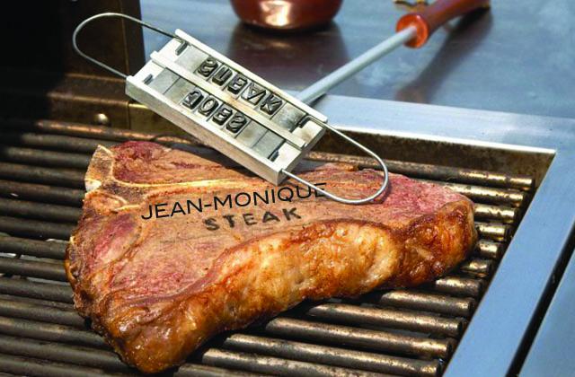 Le tampon à barbecue, pour pas qu'on te choure ton steak—La #OuicheListe