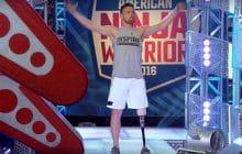 Zach Gowen, héros inspirant d'American Ninja Warrior, dépasse ses limites