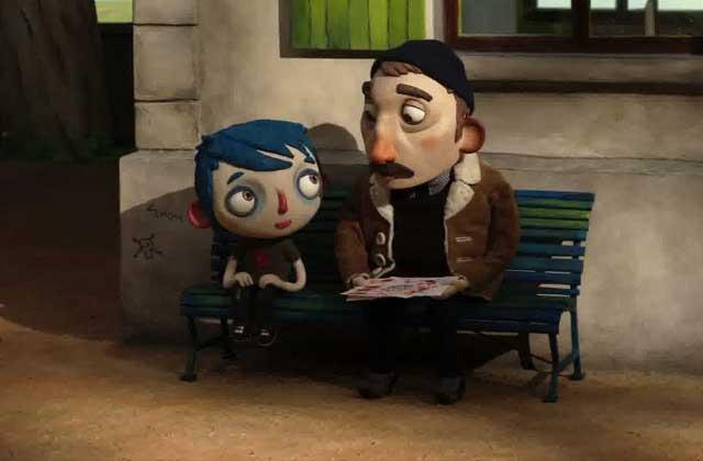 «Ma vie de courgette» , film d'animation récompensé à Annecy, se dévoile dans un extrait