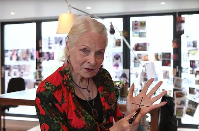 Vivienne Westwood, Lily Cole et Keira Knightley incitent la jeunesse anglaise à aller voter avec #DontFuckMyFuture