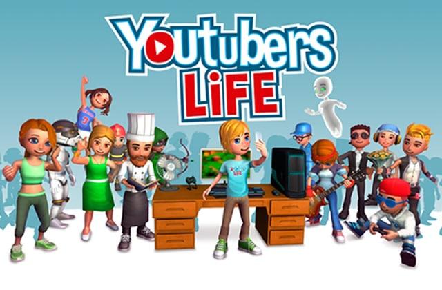 « Youtubers Life» fait de vous une star du Web