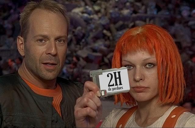 «2H de Perdues », le plus drôle des podcasts ciné, débriefe «Le 5ème élément » avec Mymy
