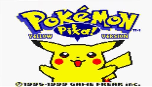Pikachu-Pokemon-jaune