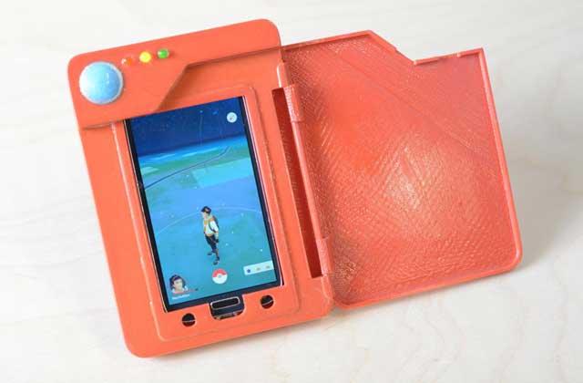 Transformez votre téléphone en Pokédex pour être encore plus à fond dans «Pokémon Go»!