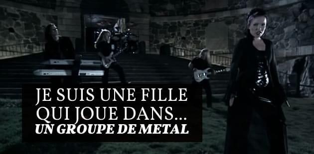 Mélanie Pain chante «Ça grandit » en acoustique