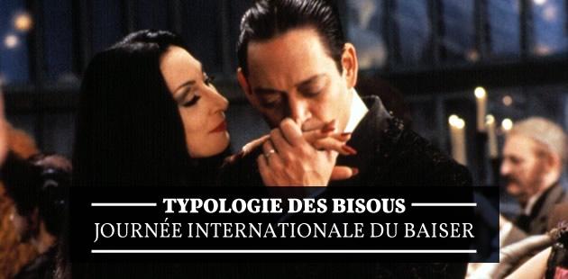 Typologie des bisous—Journée internationale du baiser
