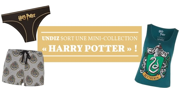 La collection Harry Potter d'Undiz s'enrichit !