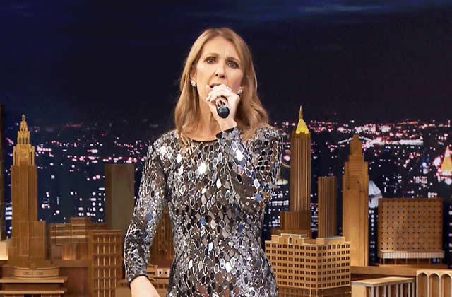 Céline Dion twerke (comme une zozo) chez Jimmy Fallon