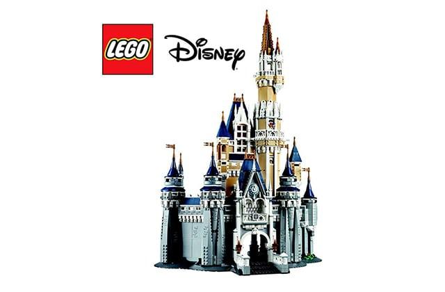 Le château de Cendrillon en LEGO arrive bientôt!
