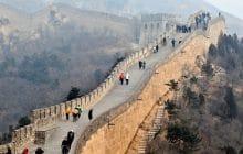 Ma découverte de la Chine et ses paradoxes—Carte postale