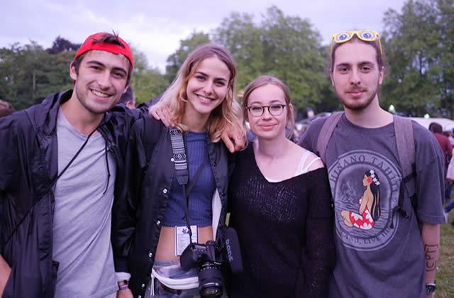 Le festival Beauregard 2016 raconté par Marion Seclin et sa bande