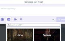 Des films entiers compilés en gifs sur Twitter: l'Internet est sans limites