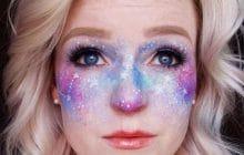 Les «galaxy freckles», la nouvelle tendance maquillage un poil WTF