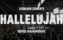 «Hallelujah »de Leonard Cohen, une chorale de 1500 personnes, et la chair de poule