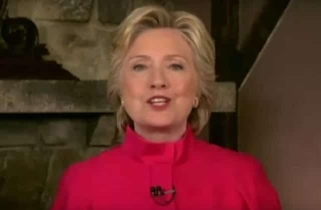 Hillary Clinton, première femme candidate pour un grand parti aux États-Unis