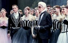 Karl Lagerfeld crée les nouveaux costumes de l'Opéra de Paris