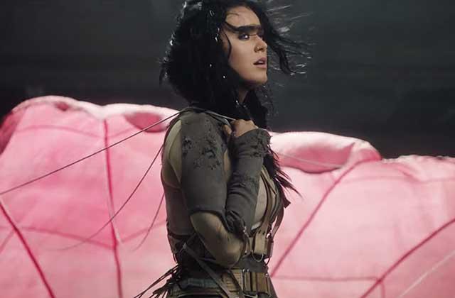 Katy Perry dévoile le très beau clip de « Rise », l'hymne des Jeux Olympiques !
