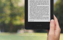 Le Kindle Paperwhite est en promo chez Amazon avec la Saint-Valentin!