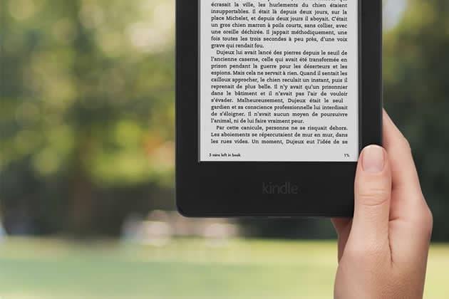 Le Kindle est en promo chez Amazon avec le Prime Day!