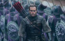 «La Grande Muraille » envoie Matt Damon défendre la Chine