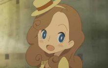 Le prochain professeur Layton s'appellera… Lady Layton !