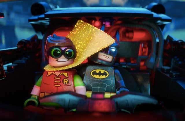 Le Joker fait son apparition dans Lego Batman, le film