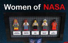 Les LEGO mettant à l'honneur les femmes de la NASA, la bonne idée du jour