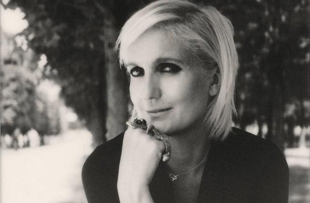 Maria Grazia Chiuri, première femme à prendre la direction artistique de Dior!