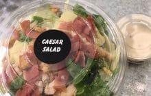 McDonald's lance un bar à salades et à desserts