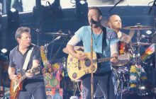 Michael J. Fox reprend «Johnny B. Goode» avec Coldplay… et ça déboîte