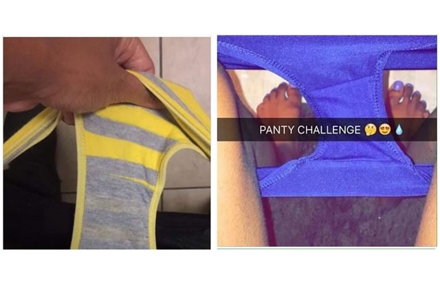 Le #PantyChallenge voudrait diaboliser les sécrétions vaginales (mais ça marche bof)
