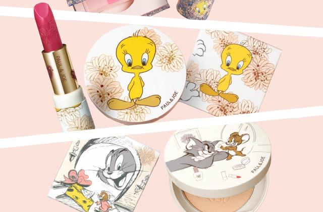 Paul & Joe sort une collection de maquillage à l'effigie des Looney Tunes!