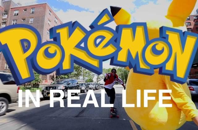 «Pokémon Go »dans la vraie vie (ou : deux zozos dans la ville)